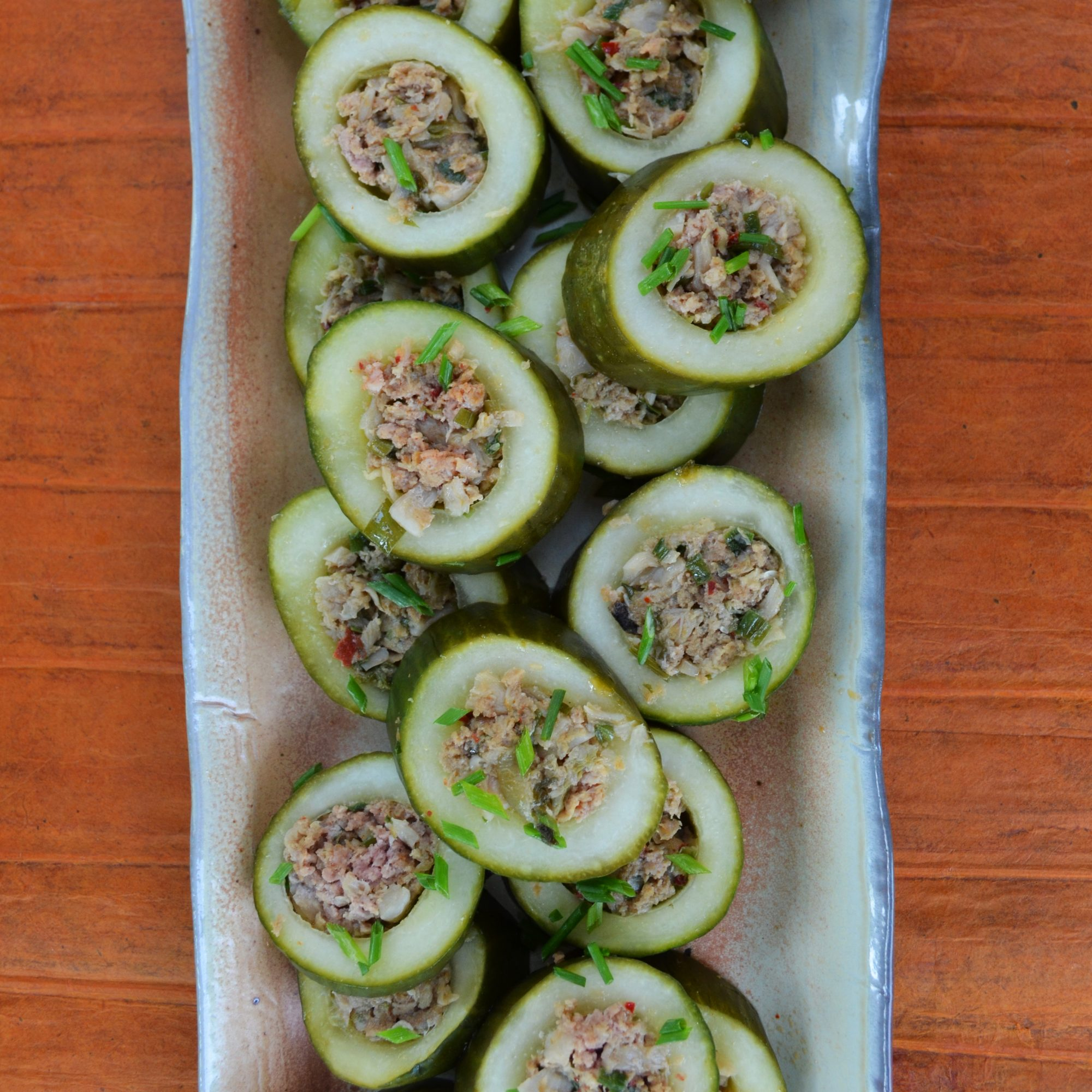 Braised Cucumbers with Pork and Ginger