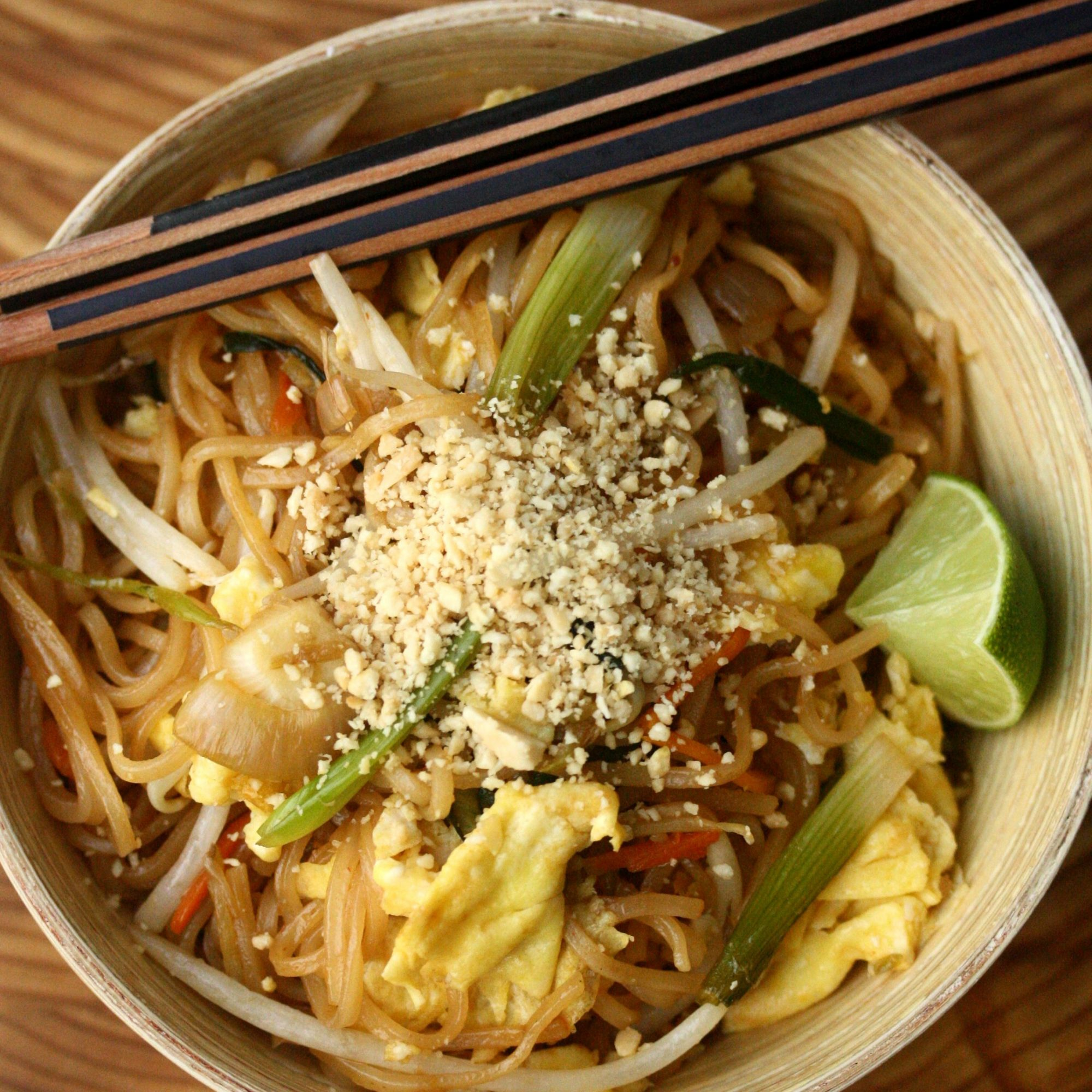 Vegetarian Pad Thai