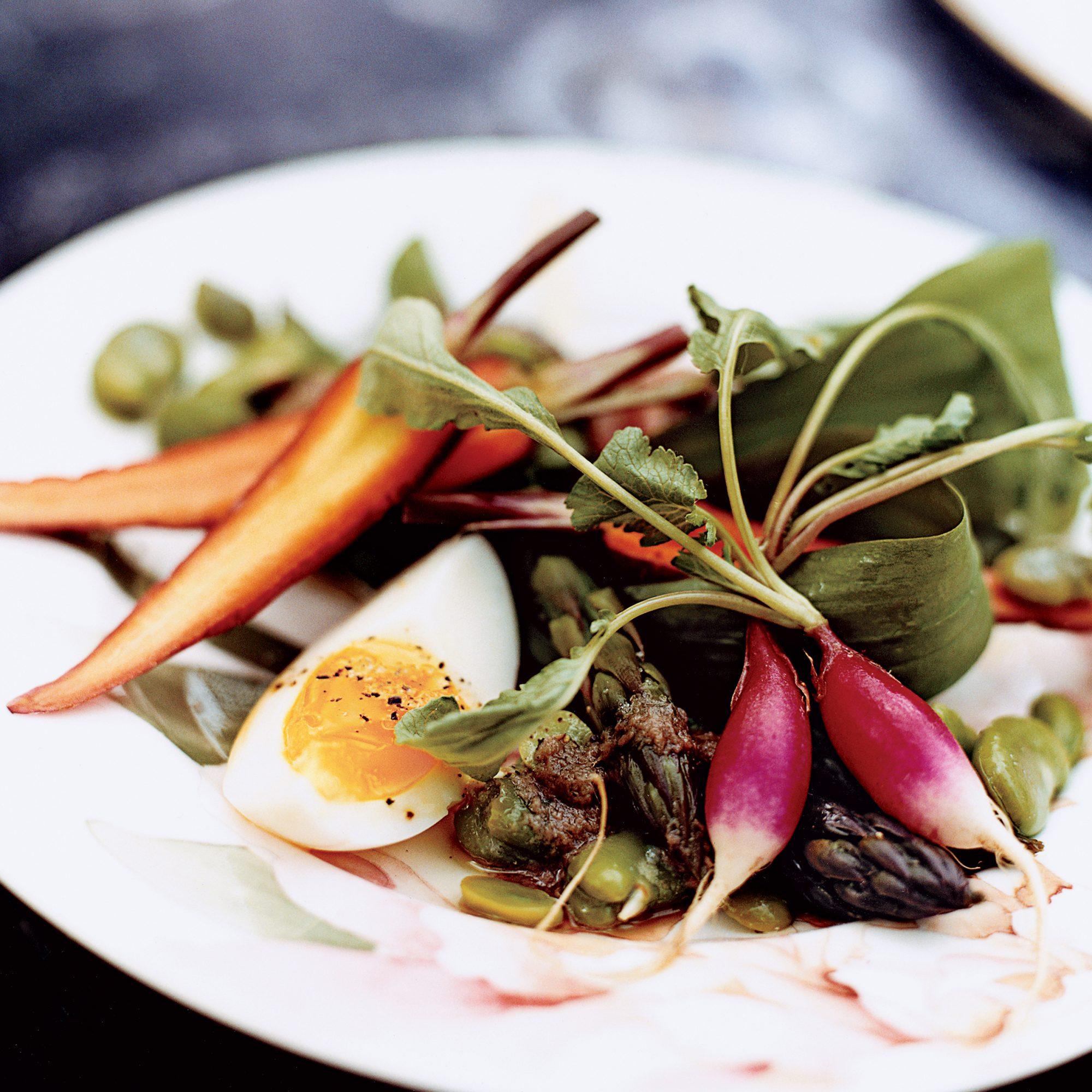 Spring Vegetable Bagna Cauda