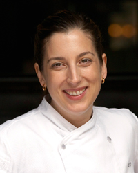 Pastry chef Karen DeMasco