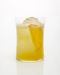 Bitter Orange & Black Pepper Soda