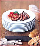 Flank Steak with Garlic and Ginger