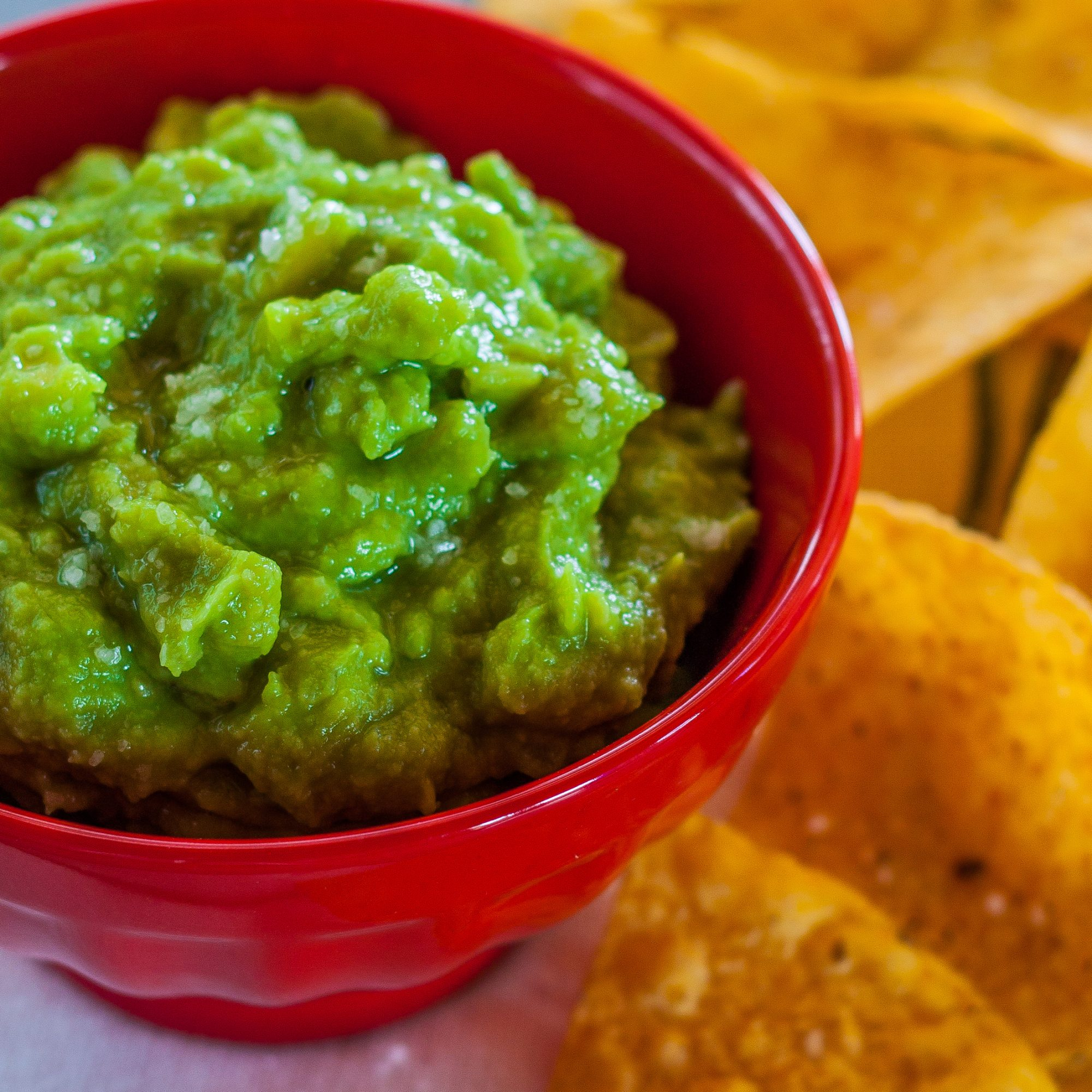 Two-Minute Guacamole