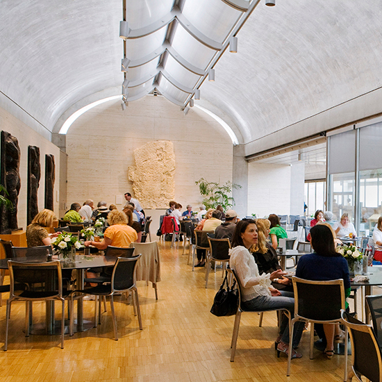 Best Museum Restaurants in the U.S.:The Buffet Restaurant, Kimbell Art Museum