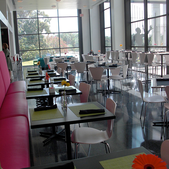 Best Museum Restaurants in the U.S.:Café NOMA, New Orleans Museum of Art