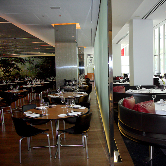Best Museum Restaurants in the U.S.: The Modern, The Museum of Modern Art