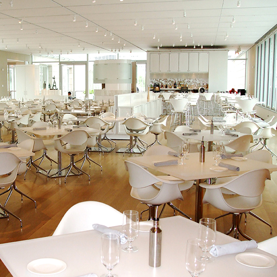 Best Museum Restaurants in the U.S.:Terzo Piano, The Art Institute of Chicago