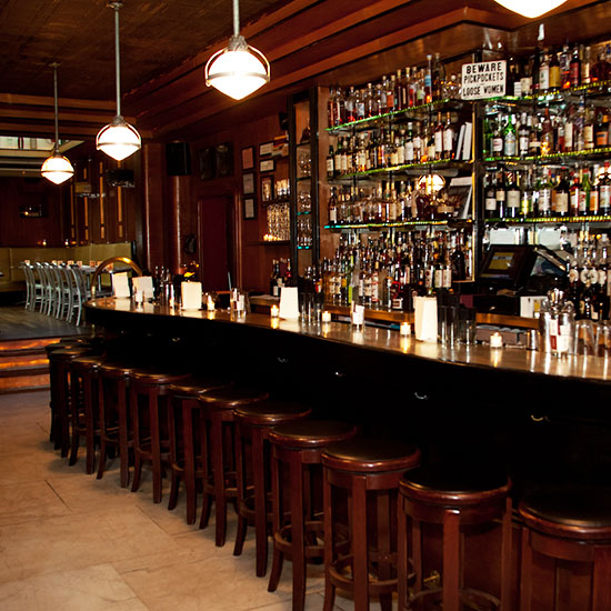 Speakeasy Bars: Employees Only
