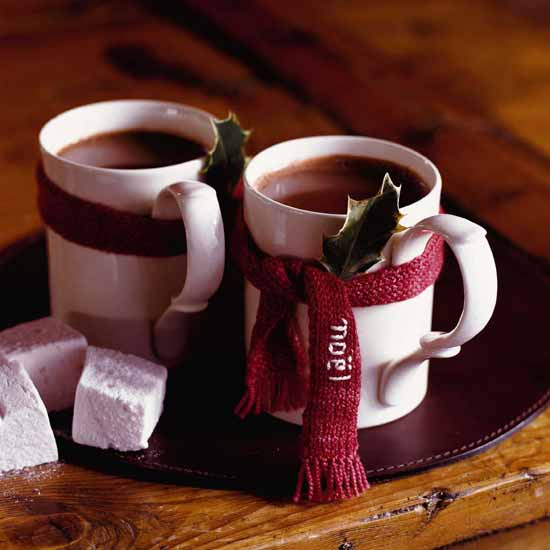 Hot Chocolate with Rum