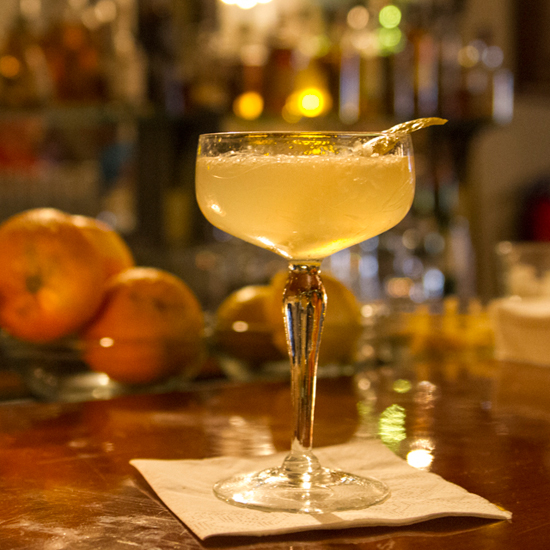 Speakeasy Bars: 1 Tippling Place