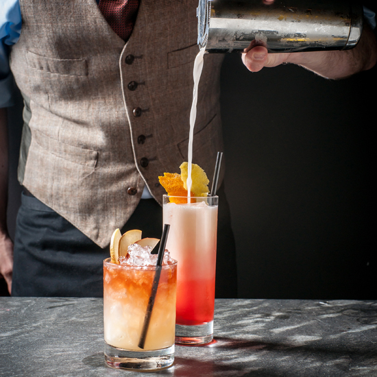 Speakeasy Bars: Pouring Ribbons