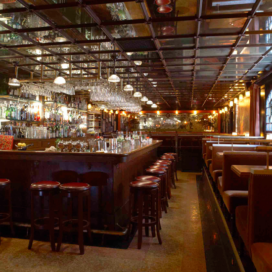 Speakeasy Bars: Roger Room