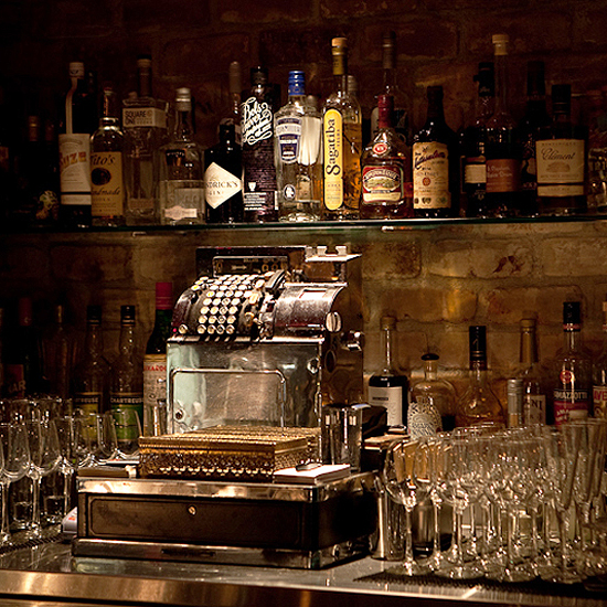 Speakeasy Bars: The Varnish