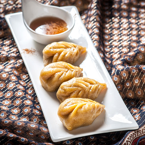 Best Pumpkin Desserts in the U.S.: Dumpling Man; New York City