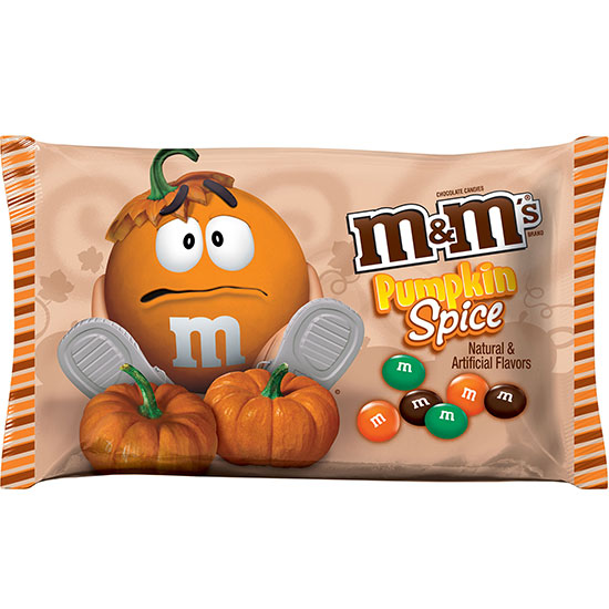 Best Pumpkin Desserts in the U.S.: M&Ms