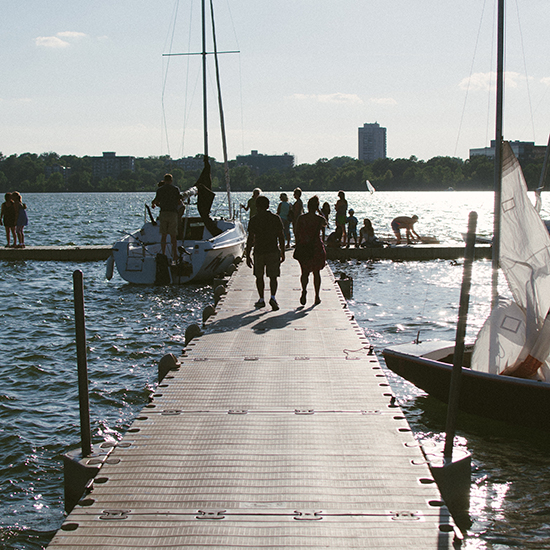 Minneapolis Photo Tour: Lake Calhoun