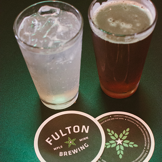 Minneapolis Photo Tour: Fulton Brewing Company Beers