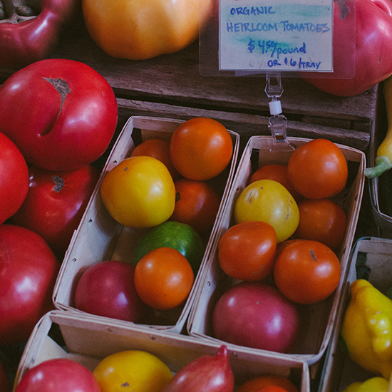 Minneapolis Photo Tour: Heirloom Tomatoes