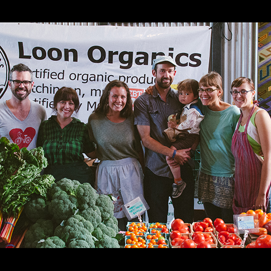 Minneapolis Photo Tour: Loon Organics
