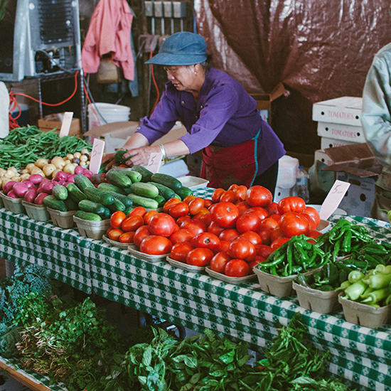 Minneapolis Photo Tour: Mill City Farmers Market