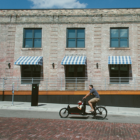 Minneapolis Photo Tour: The Warehouse District