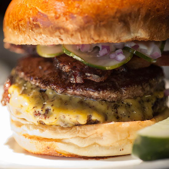 Chefs' Favorite Dishes of 2013: Cheeseburger at Au Cheval, Chicago