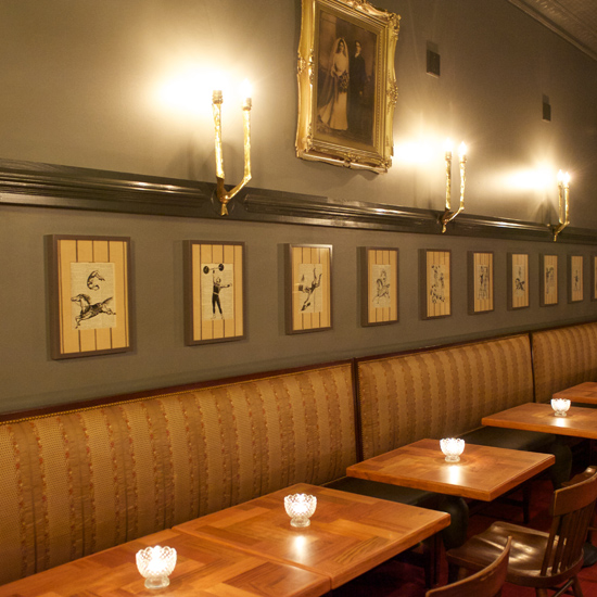 Best New Bars in the U.S.: Billy Sunday