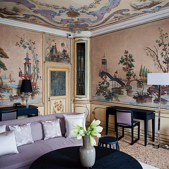 Best Hotels of 2013: Aman Canal Grande Venice