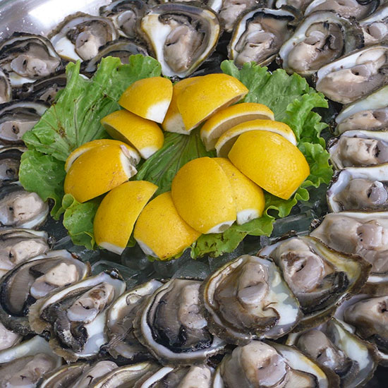 Dalmatia in 10 Plates: Oysters from Ston and Mali Ston