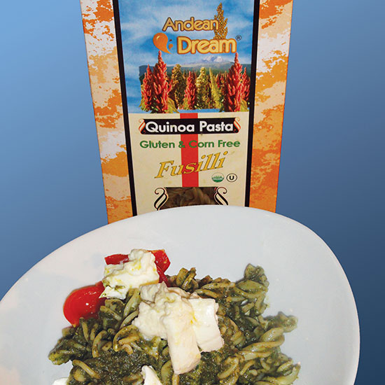 Top 10 Quinoa Products: Andean Dream Quinoa Fusilli