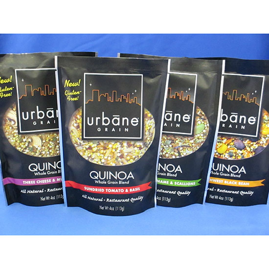 Top 10 Quinoa Products: Urbane Grain Flavored Quinoa