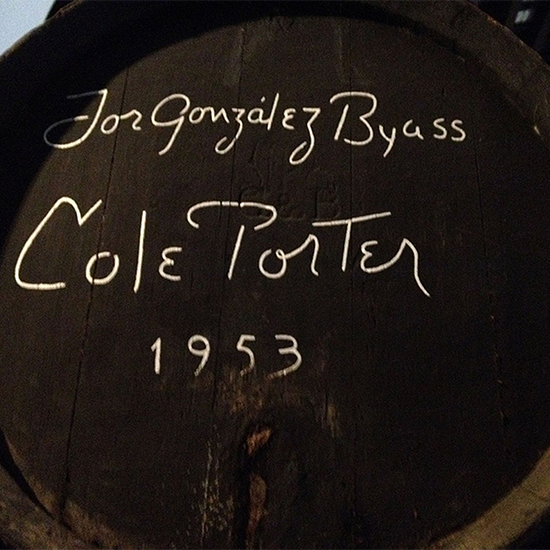 Chef Dream Trip to Southern Spain: Cole Porter