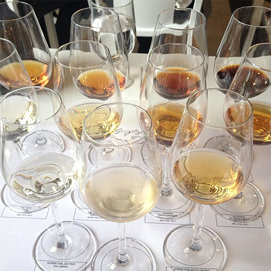 Chef Dream Trip to Southern Spain: Sherry tasting