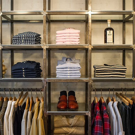 Brooklyn Photo Tour: Gant Rugger