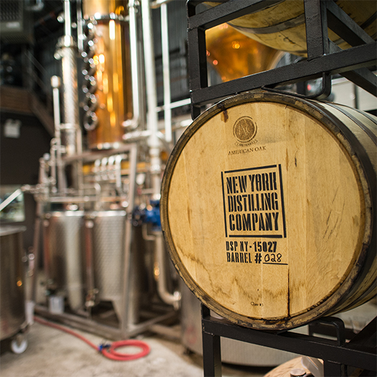 Brooklyn Photo Tour: New York Distilling Company