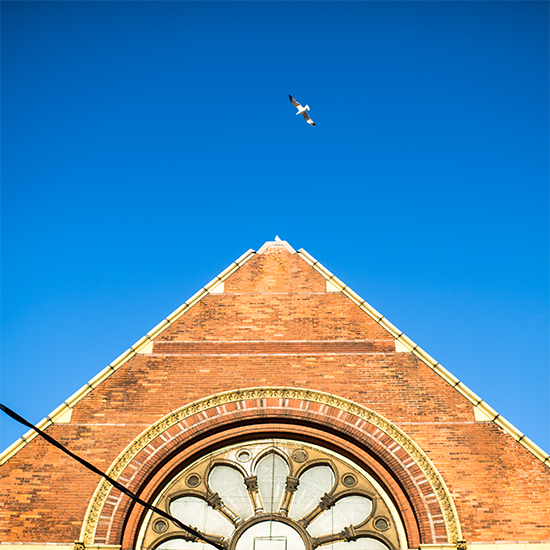 Brooklyn Photo Tour: Red Hook Church