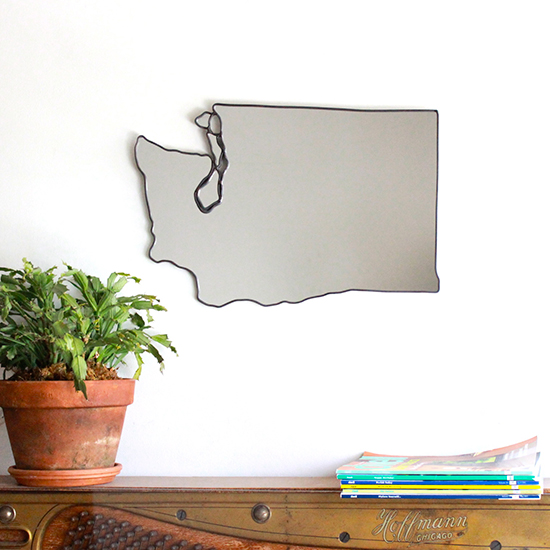State Pride Home Design: State Wall Mirrors