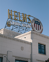 Helms Bakery in Los Angeles