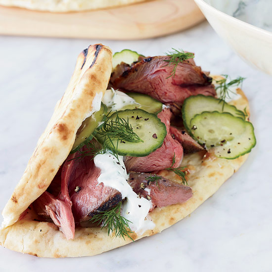 Leg of Lamb Shawarma