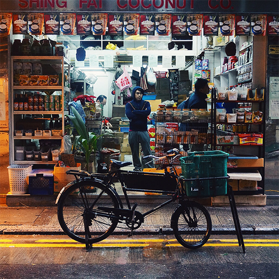 Hong Kong Photo Tour: Street Scene