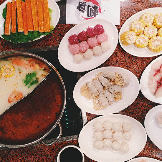 Hong Kong Photo Tour: Hot Pot