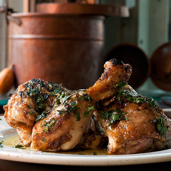 Restaurant Chicken Dishes: Barbuto