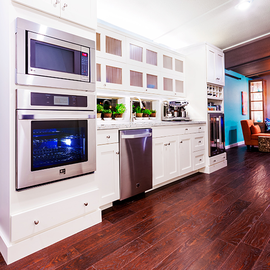 Kitchen Design Trends: Oven