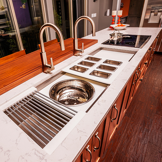 Kitchen Design Trends: Galley SInk