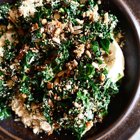 Best Kale Dishes in the US: Bar Tartine
