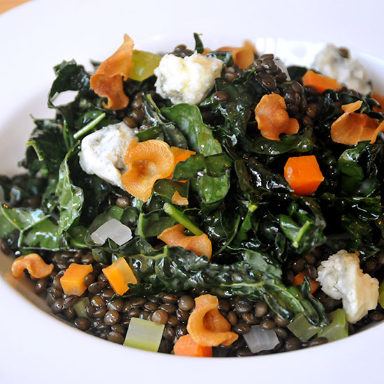 Best Kale Dishes in the US: The General Muir