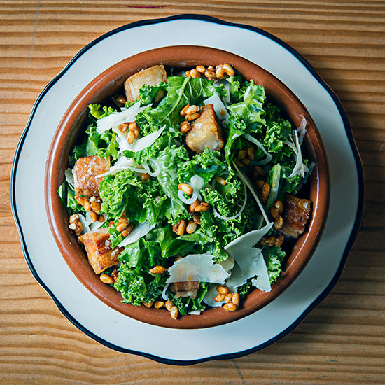 Best Kale Dishes in the US: Pubbelly