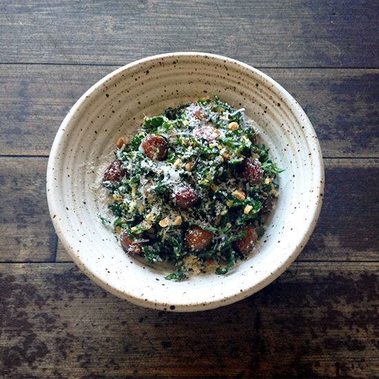 Best Kale Dishes in the US: Rustic Canyon