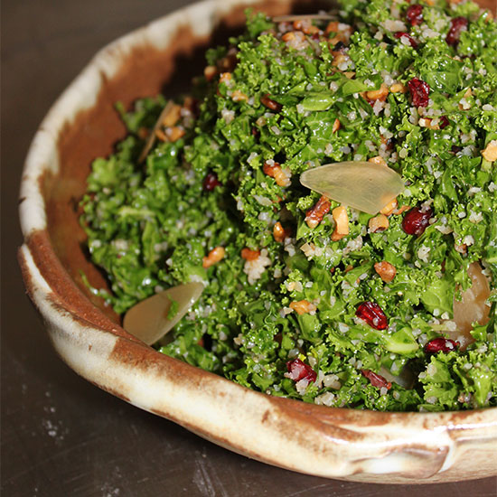 Best Kale Dishes in the US: Sofra