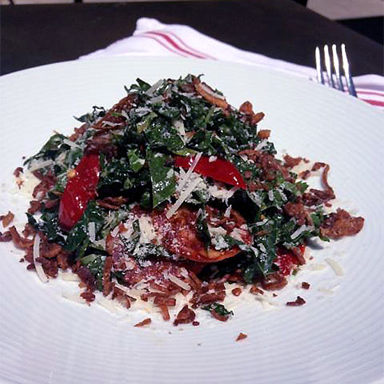Best Kale Dishes in the US: The Optimist